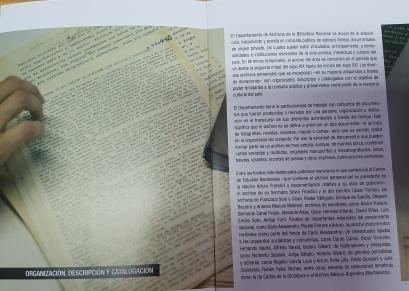 folleto 2 Dto. Archivos. BNMM